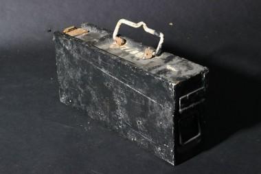 Ящик на 250 патронов для пулемета MG34/42