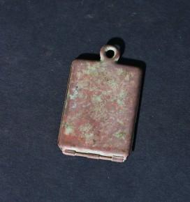 Медальон. ладонка