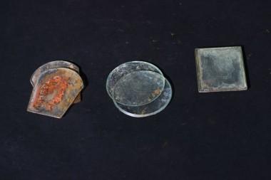 Зеркала карманные для бритья. СССР