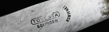 Надписи на ножах