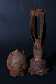 ММГ от французского бомбамета Аазена. Франция-Царская Россия. До 1917 года